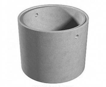 Водосток, бетонное кольцо, полусфера бетонная