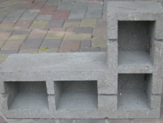 Блок угловой